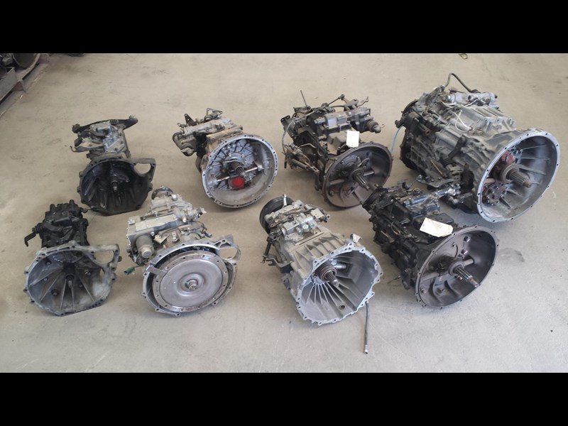 gearboxes various 137881 001