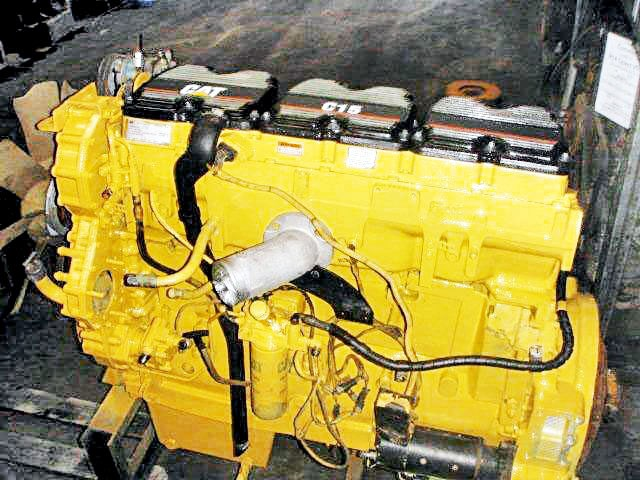 caterpillar c15 cat,only 184klms travelled engines 8047 001