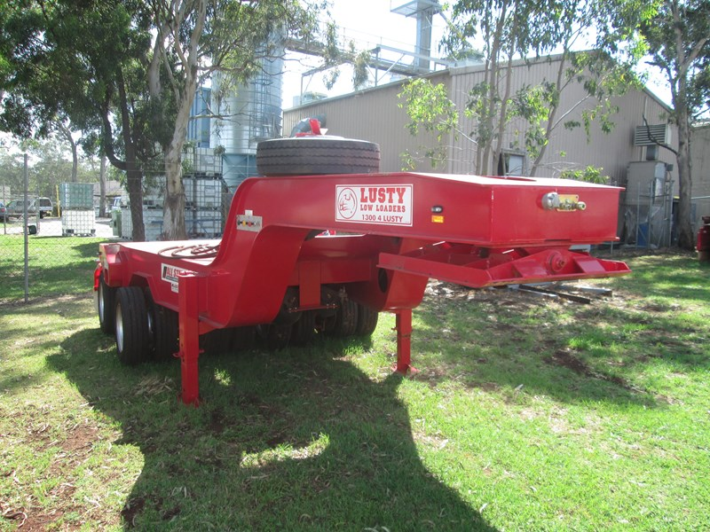 rhino low loader 2 x 8 dolly 140693 005