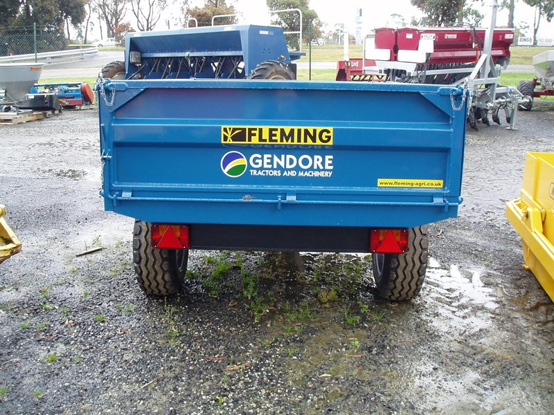 fleming tr4 trailer 144408 007