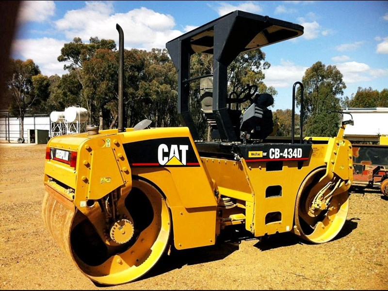 caterpillar cb 434d 147493 001