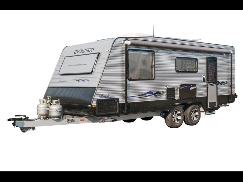 evolution luxliner 21' 148625 001