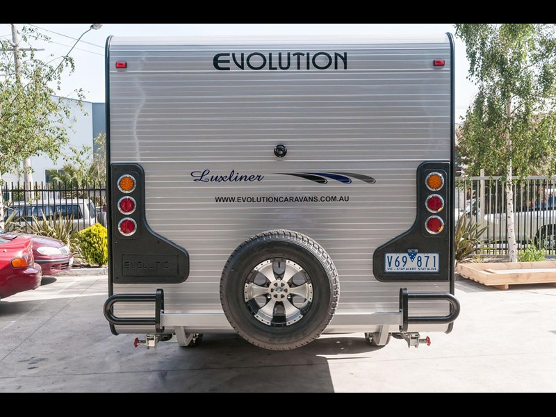 evolution luxliner 21' 148625 007