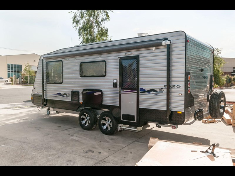 evolution luxliner 21' 148625 005