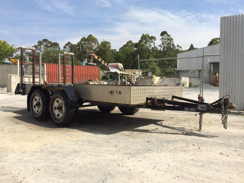 custom built plant trailer 149867 003
