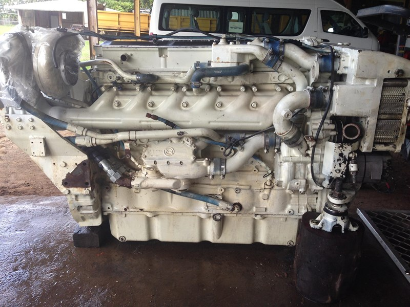 2005 Detroit Diesel Mtu Detroit Series 60 60 For Sale