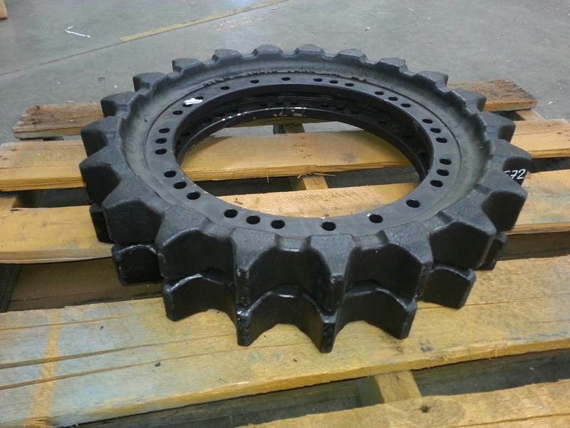 hyundai hyundai sprockets to suit hyundai r250. 81en.10012 153887 002