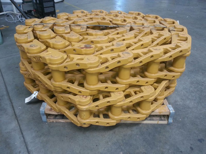caterpillar caterpillar sealed and lubicated track chains to suit cat d6h. 8e4328 154802 001