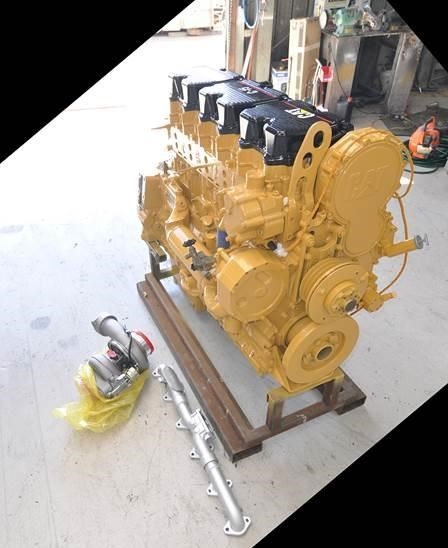 6nz caterpillar engine 156283 001