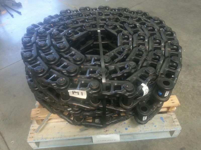 hitachi hitachi greased track chains to suit ex220,ex230 & zx230 up to zx250 9093029 160413 001
