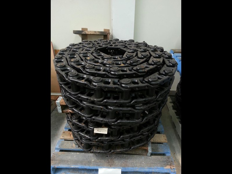 sumitomo sumitomo greased track chains to suit sh130-5 ul171c3p43 160491 001