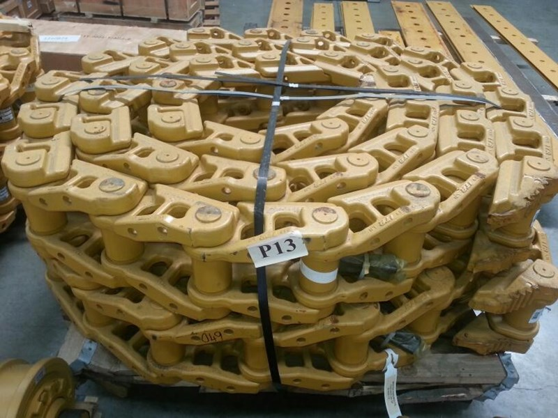 caterpillar caterpillar sealed & lubricated track chains to suit cat d7h. 6y1141 160792 001