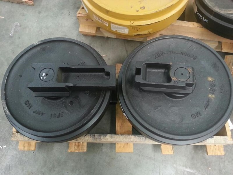 caterpillar caterpillar idler group with brackets to suit cat 315 up to cat 323. 0964253 161715 005