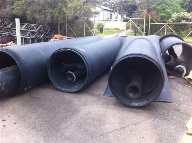 stormwater/cullvert pipe 1040mm id x 20m 163541 001