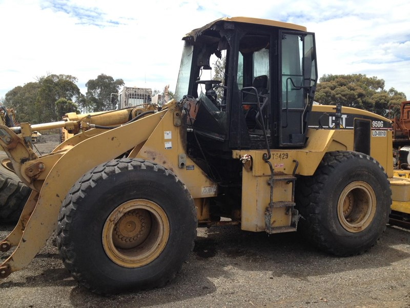 caterpillar 950g-ii 163948 001