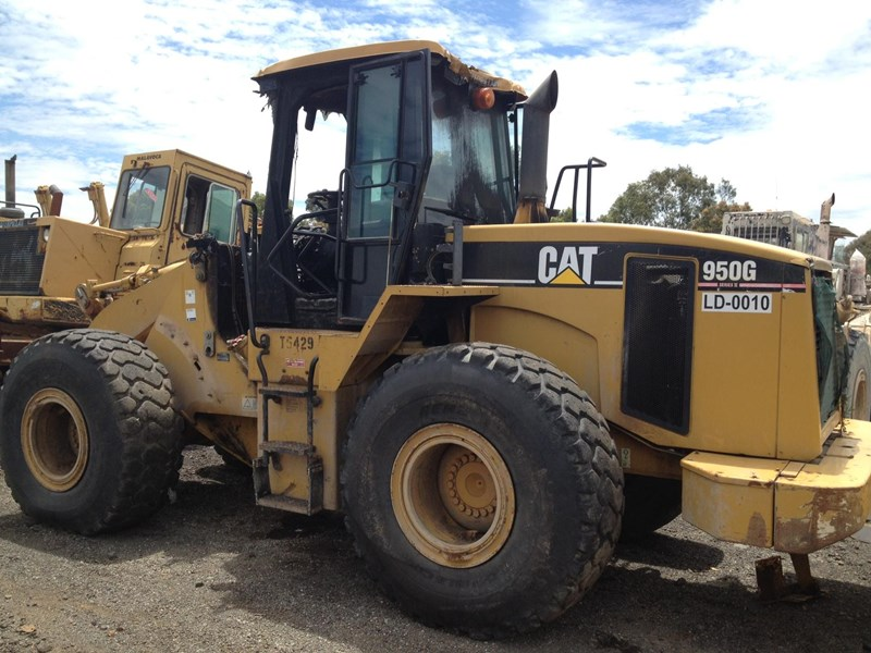 caterpillar 950g-ii 163948 002