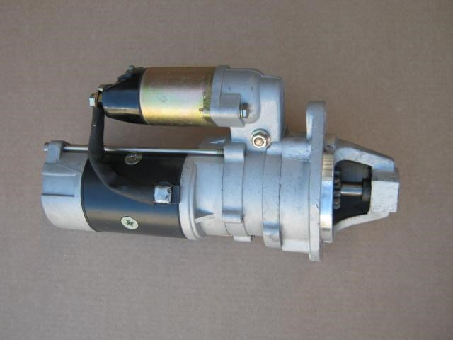 komatsu starter motors for all engine models 164398 001