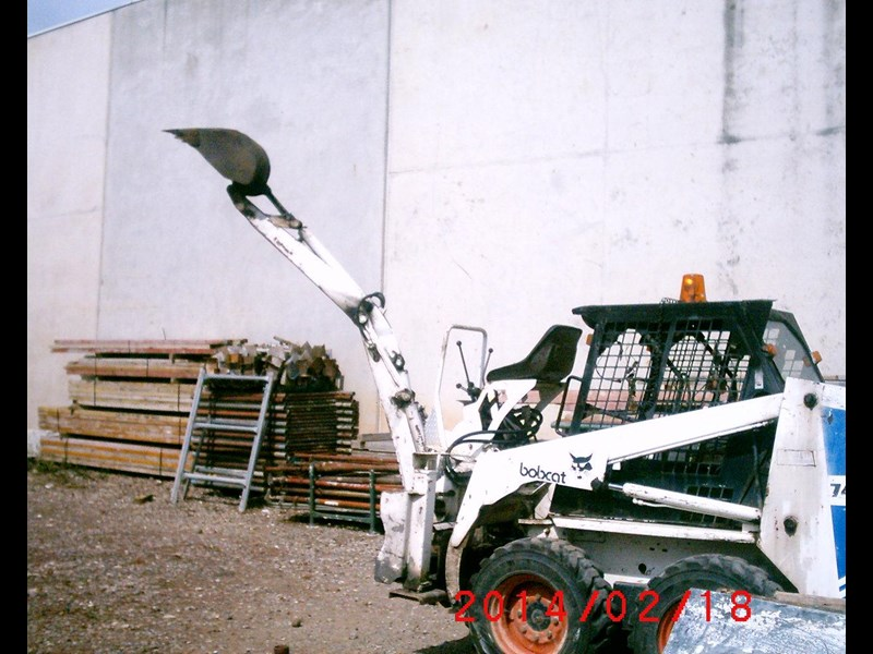 hughes mb50 backhoe attachment 176047 009