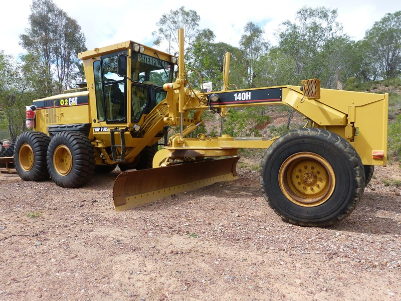 caterpillar 140 series 11 176059 001