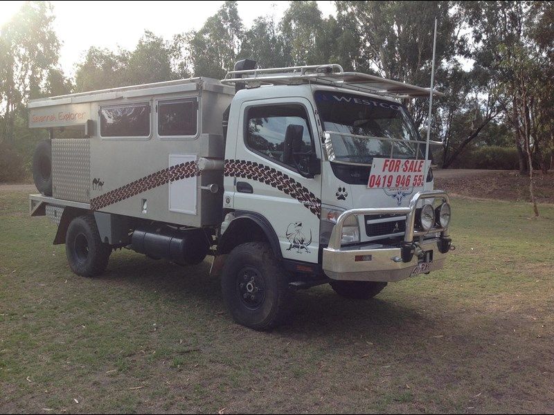 fuso canter 4x4 185429 007