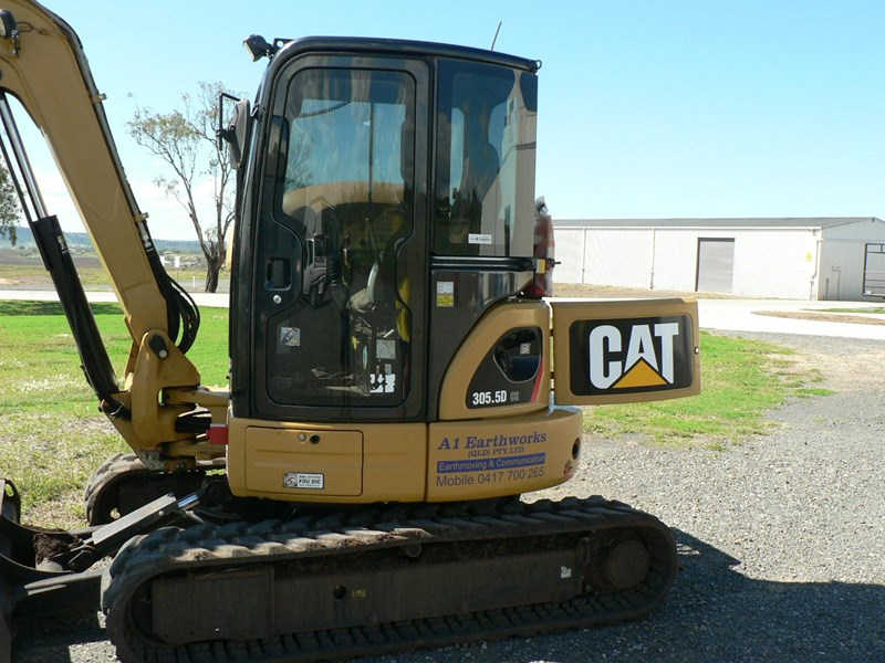 caterpillar 305.5d cr 188558 010