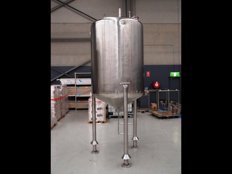 stainless steel storage tank vertical 189895 002