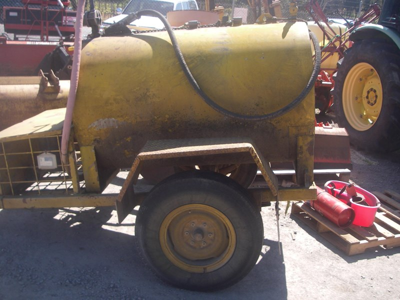 diesel mobile fuel tank with rotary pump 189288 005