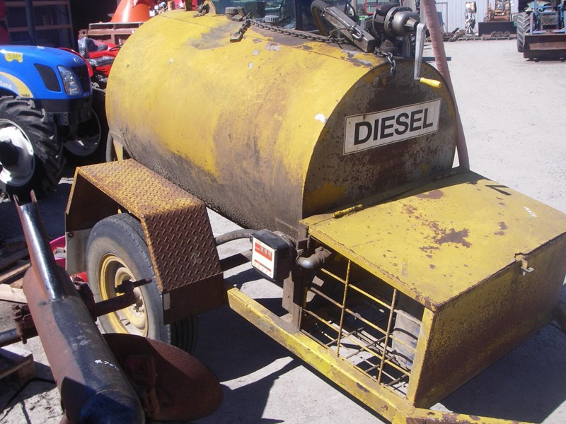 diesel mobile fuel tank with rotary pump 189288 004