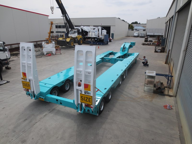 trt new 2019 trt 4x8 swing wing low loader 192926 001
