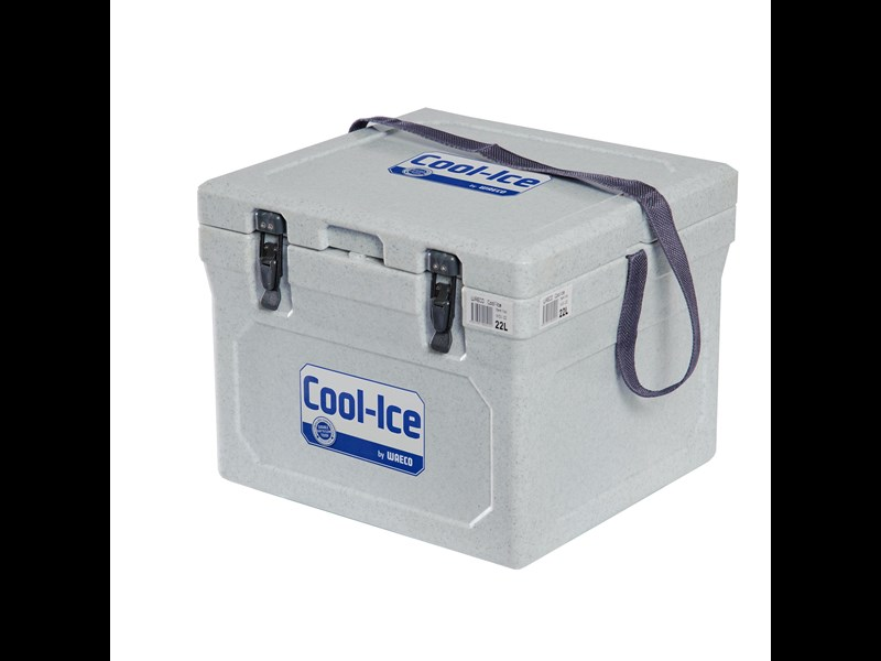 waeco cool-ice icebox - 22l 196359 001