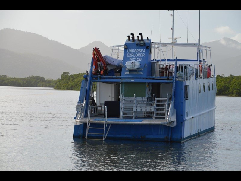 dive charter/accommodation vessel in survey - class 1b for 28 pax 197216 005