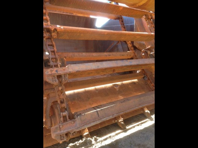 caterpillar 633d elevating scraper 197889 021