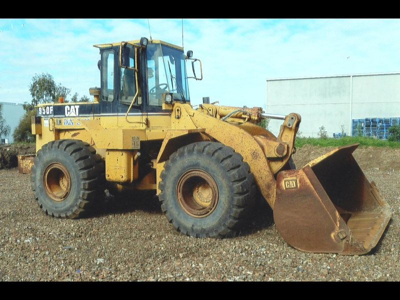 caterpillar 950f loader 198490 001