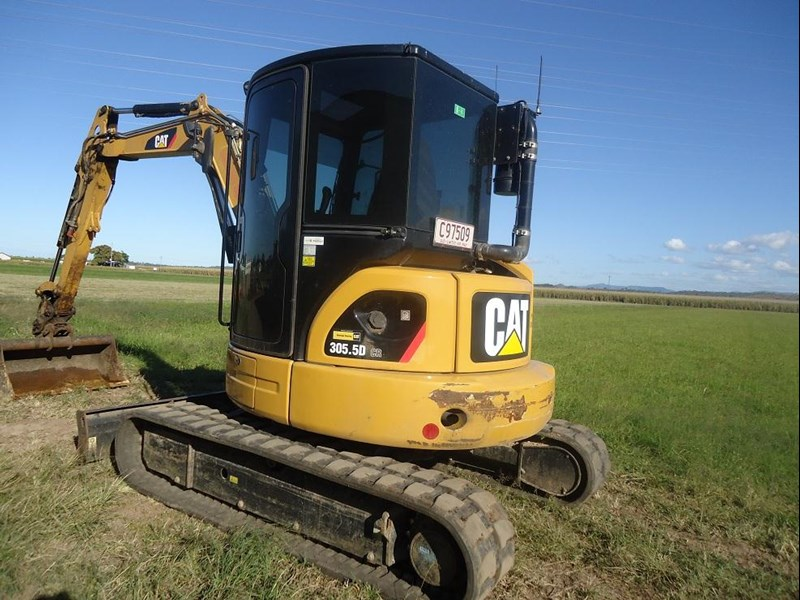 caterpillar 305.5d cr 198092 003