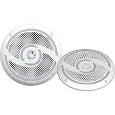 waterproof 2 way rv & outdoor speakers 199910 001