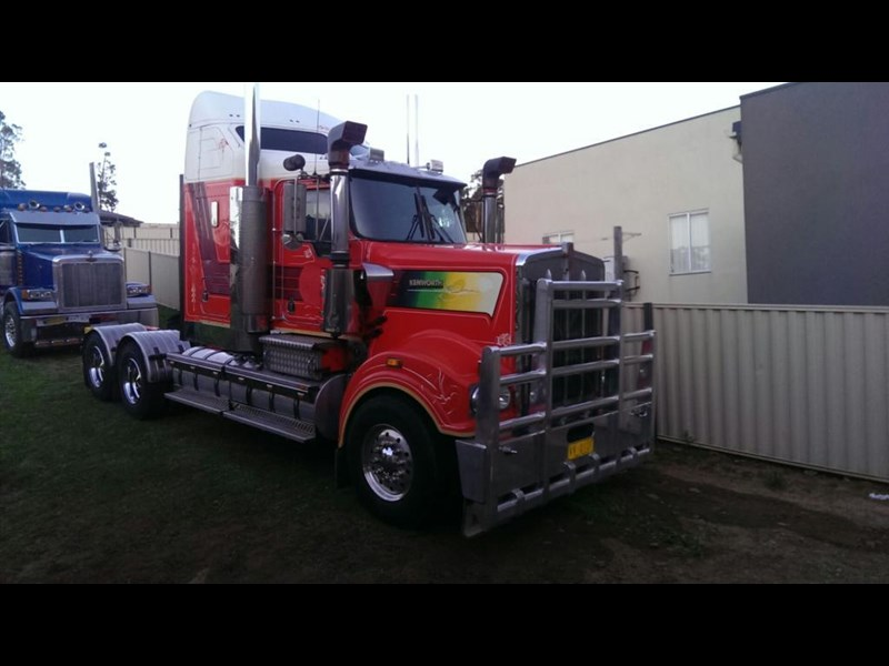 2001 kenworth t904 for sale 110 000