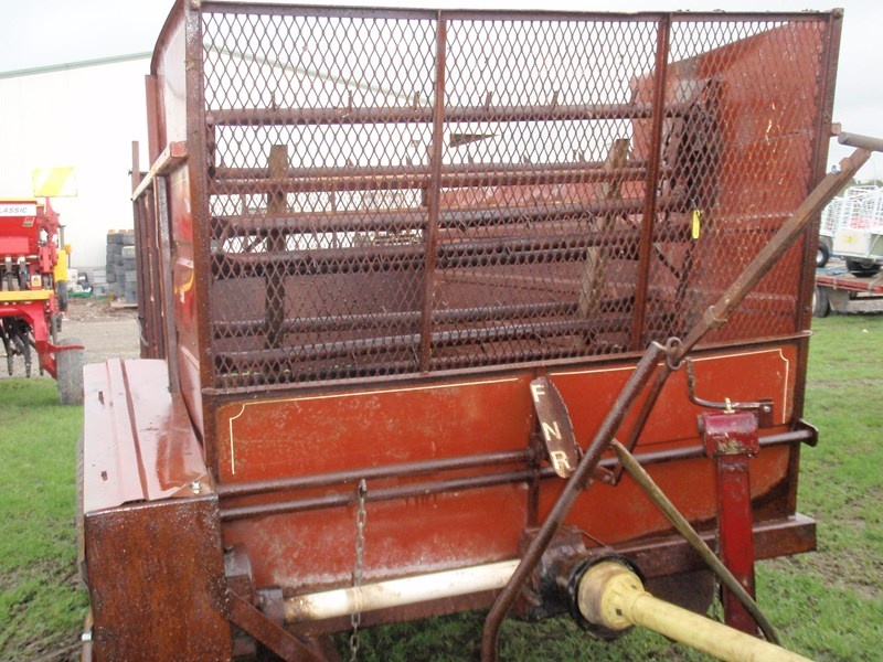 giltrap m40 centre feed wagon 202725 009