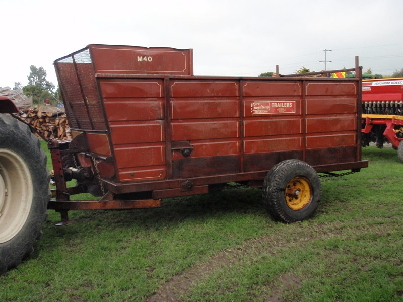 giltrap m40 centre feed wagon 202725 003