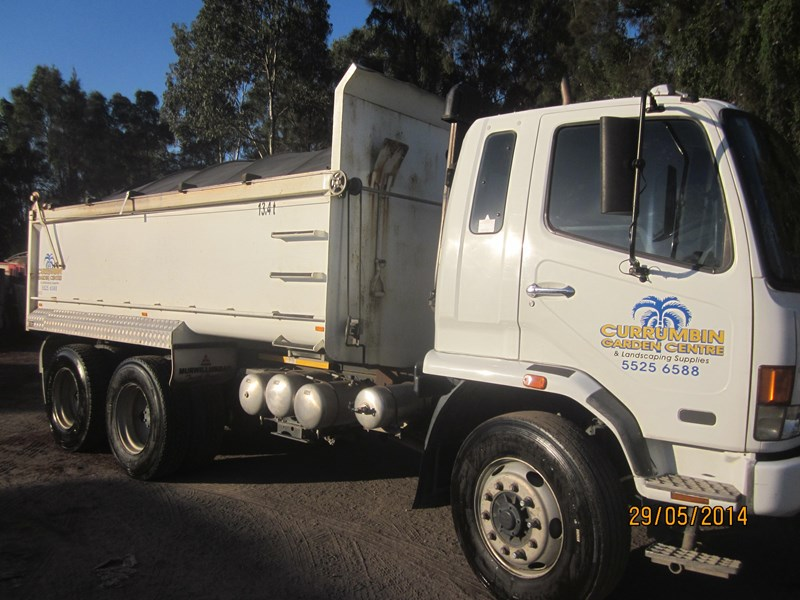 fuso fighter 206370 003