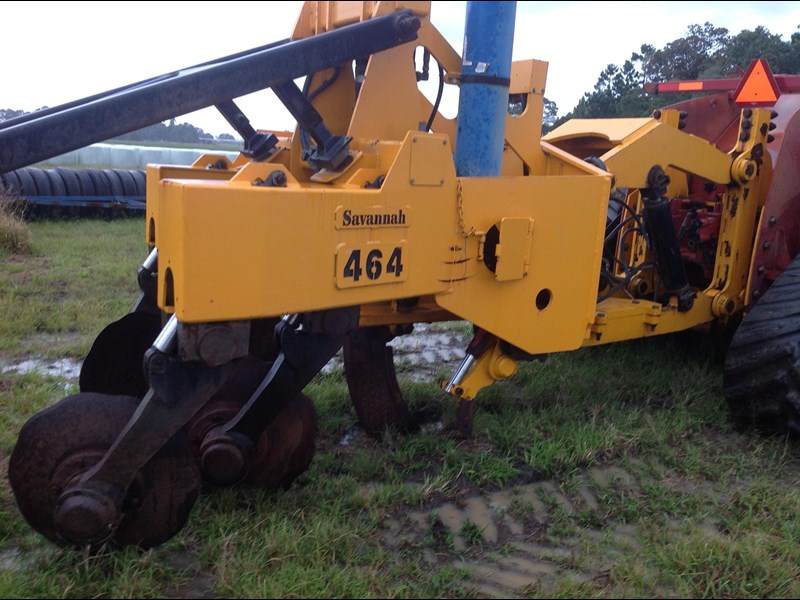 savannah 464 with hydraulic ripper 206210 003