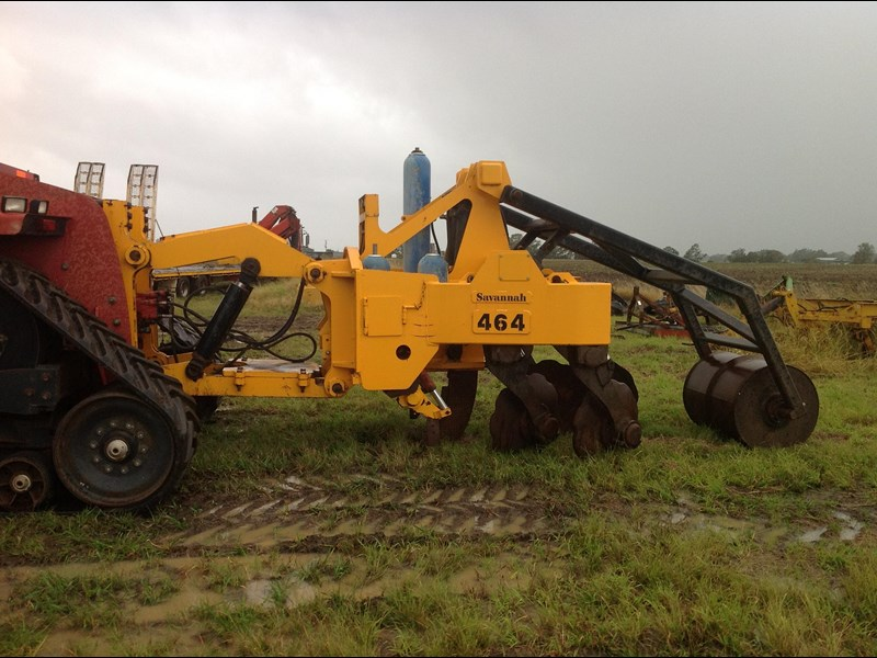 savannah 464 with hydraulic ripper 206210 007