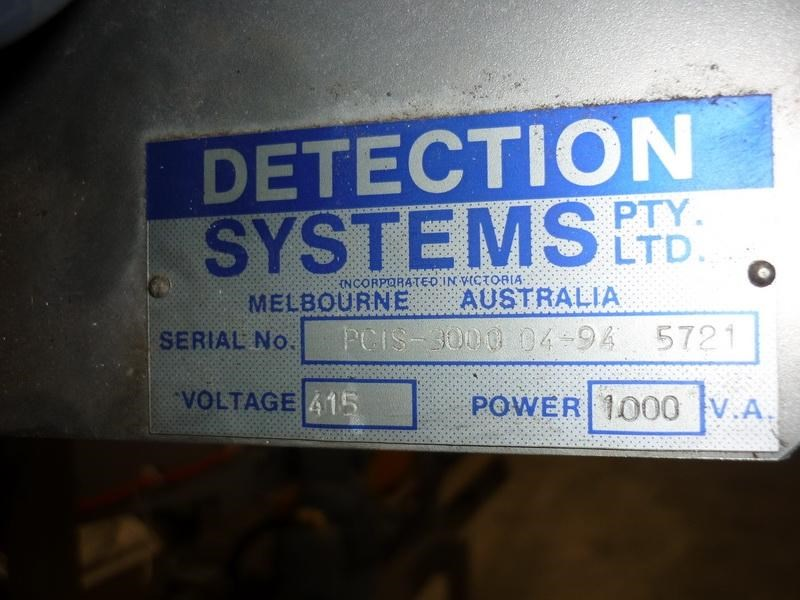 detection systems pcis - 3000 04-94 5721 208618 007