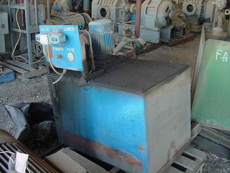 unknown hydraulic power packs 208681 001