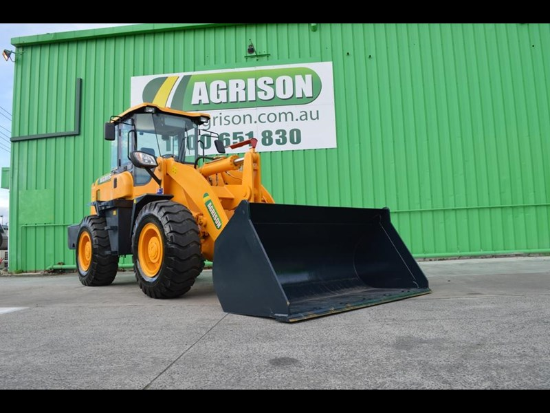 agrison wheel loader / front end loader tx 936 211651 002