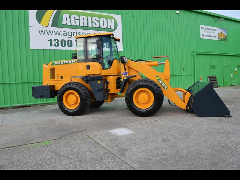 agrison wheel loader / front end loader tx 936 211651 010