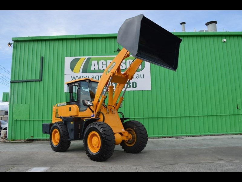 agrison wheel loader / front end loader tx 936 211651 013
