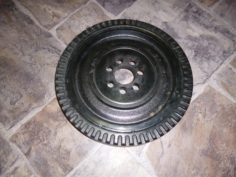cummins v903 harmonic balancer 44280 001