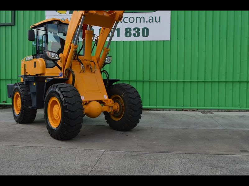 agrison wheel loader / front end loader tx 936 211651 014