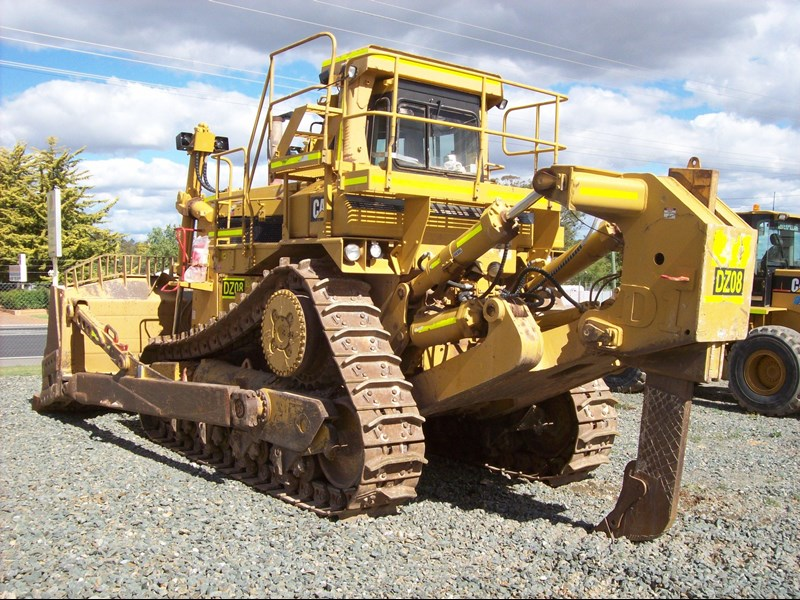 caterpillar d10n dozer 211684 006