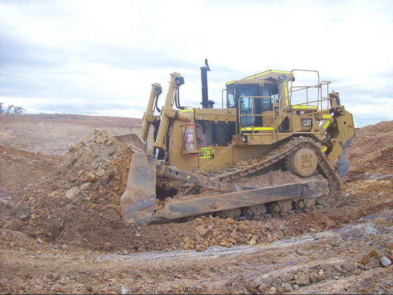 caterpillar d10n dozer 211684 002